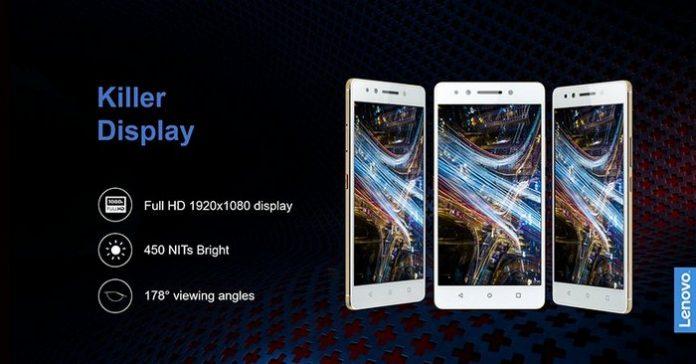 Lenovo представила смартфон с двойной камерой и «голой» Android 7.1.1