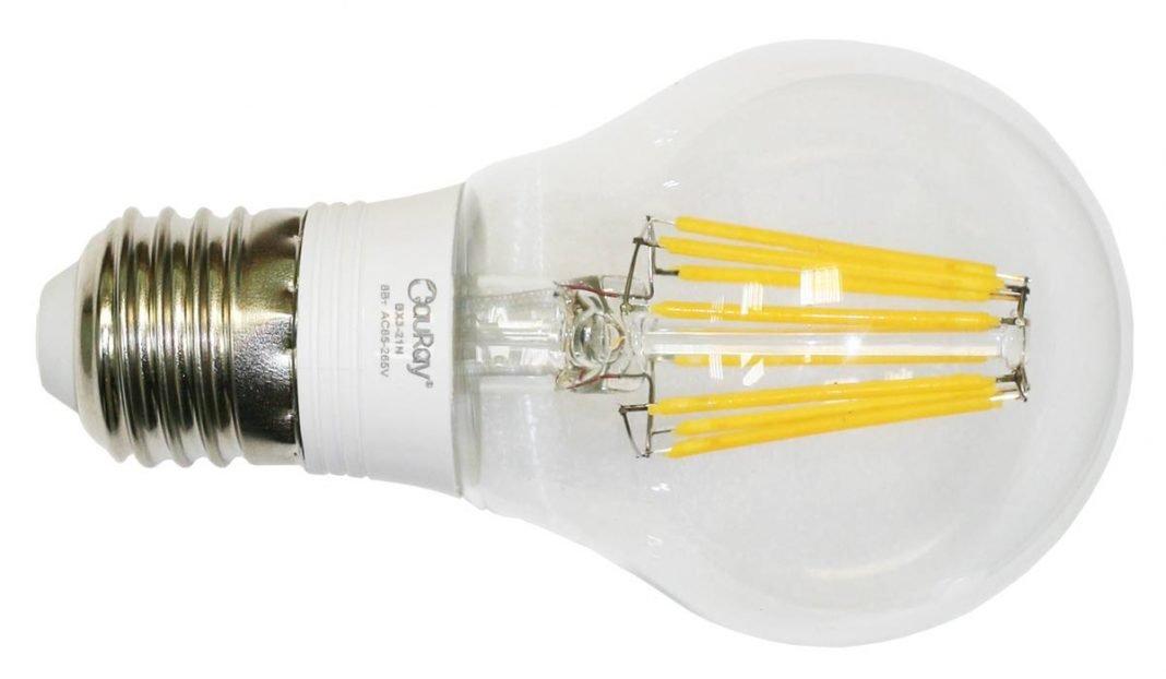 Топ-10 светодиодных ламп с цоколем Е27