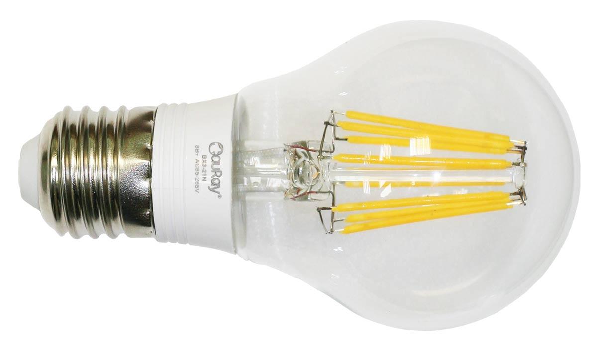 топ 10 светодиодных ламп с цоколем е27 Chip