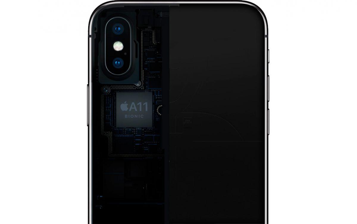 Топовая производительность: как и его предшественники, iPhone X должен установить новые ориентиры в области производительности.