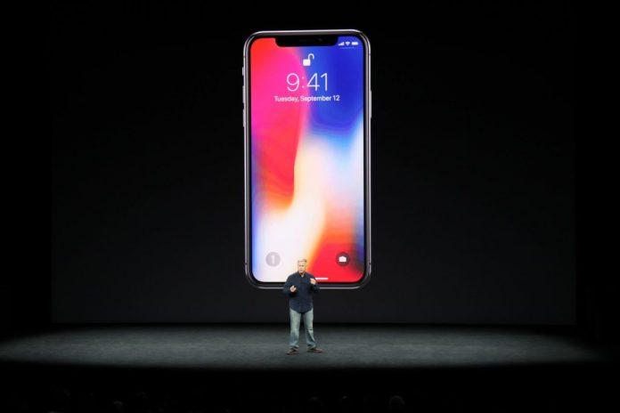 Премьера iPhone X: безрамочный дисплей и отсутствие физической кнопки