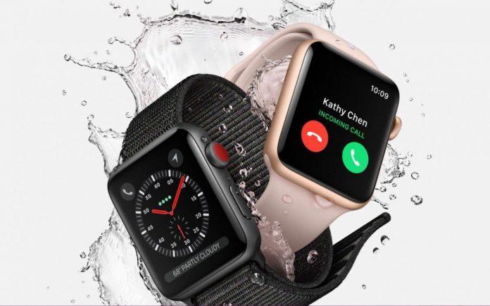 LTE в Apple Watch будет работать только в той стране, где часы были куплены