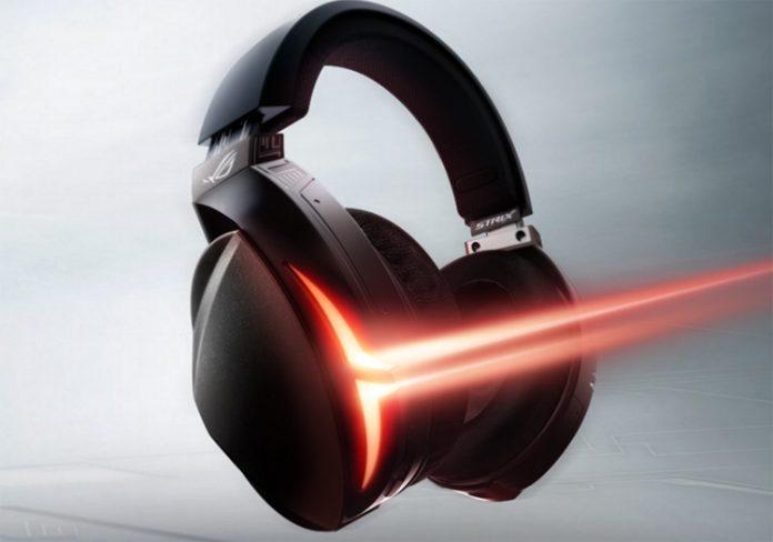 ASUS представила геймерскую гарнитуру с виртуальным звуком 7.1