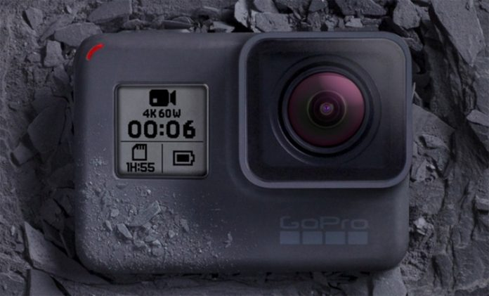 GoPro представила самую производительную и удобную экшен-камеру