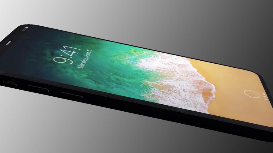 Дизайн и характеристики iPhone 8: таблица и видео