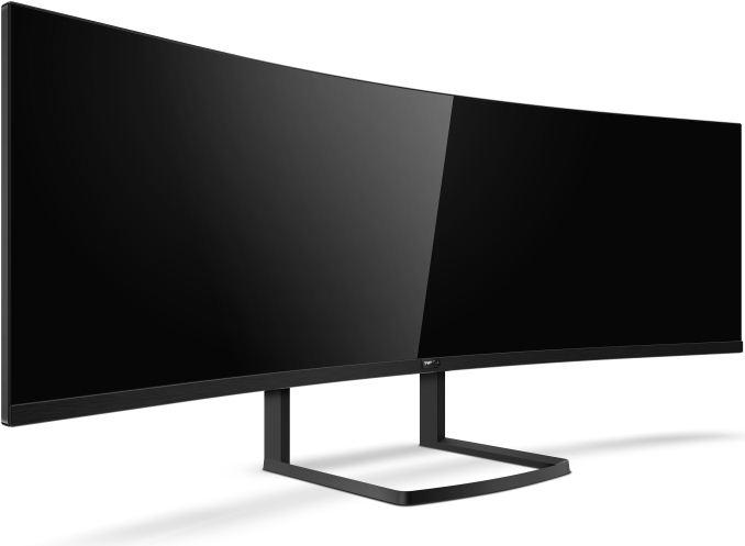 Монитор-такса от Philips: 49 дюймов с соотношением сторон 32:9