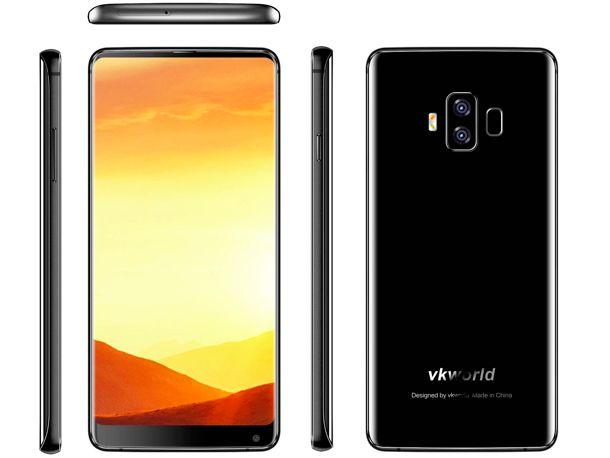 Анонсирован первый в мире безрамочный смартфон-долгожитель с аккумулятором 5000 мА•ч