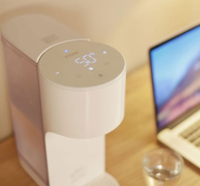 Xiaomi анонсировала умный термопот Viomi Smart Water Heater