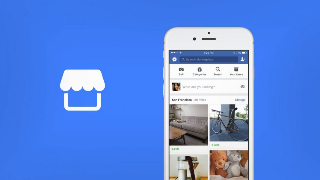 Что такое Facebook Marketplace?