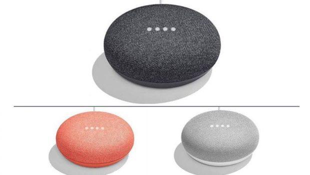 Google Home получит Mini-потомство: более доступный конкурент Amazon Echo Dot
