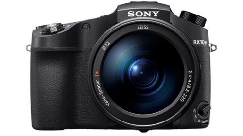 Это — самая дорогая бридж-камера: Sony Cyber-shot RX10 IV прорывает ценовые и скоростные ограничения