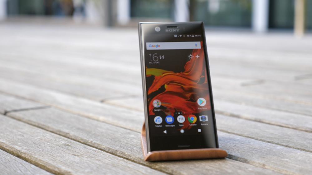 Тест и обзор Sony Xperia XZ1 Compact