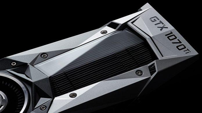 Видеокарта NVIDIA GeForce GTX 1070 Ti представлена официально