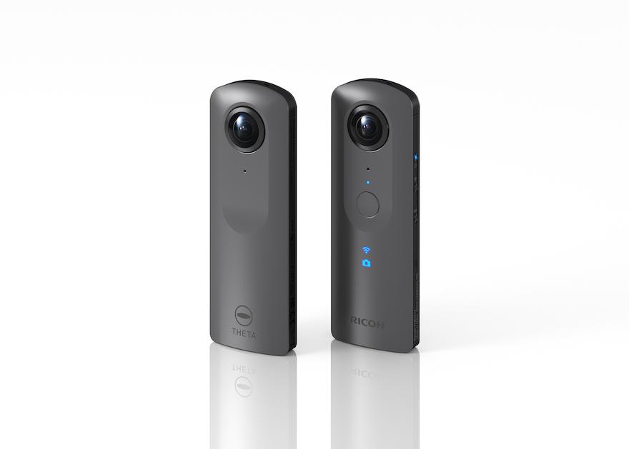 VR-камера RICOH THETA V