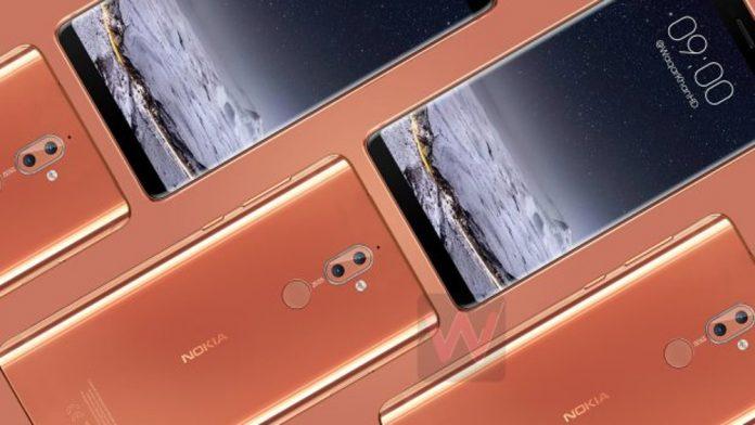 Безрамочный дисплей, как у S8? Произошла утечка первой информации о Nokia 9