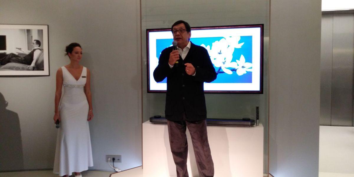 В России представлен ультра-премиальный бренд LG SIGNATURE