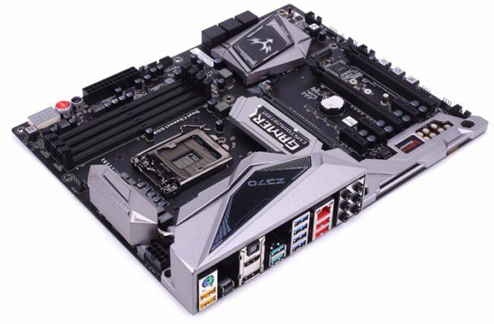 Системная плата Colorful iGame Z370 Vulcan X V20 позволит собрать мощный игровой ПК