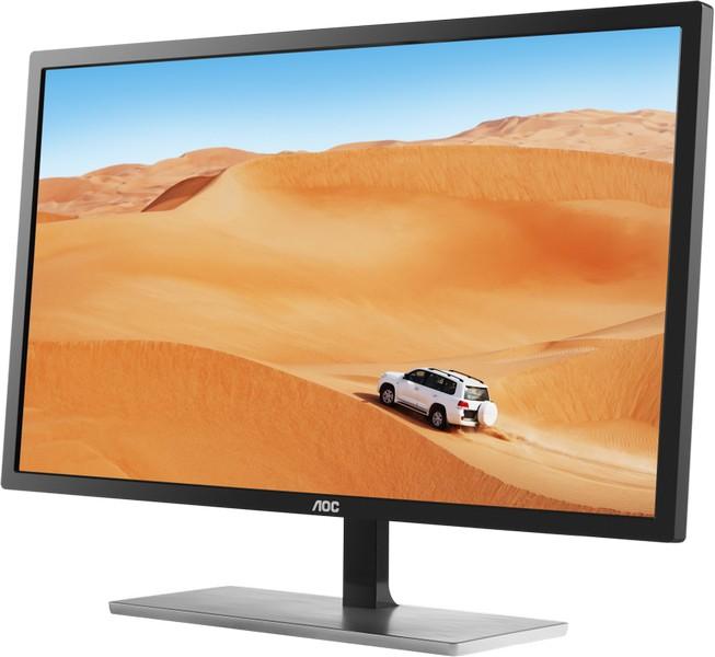 AOC представила 32-дюймовый игровой монитор с MVA-панелью