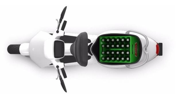 Электроскутер Bolt AppScooter: 400 км на одной зарядке