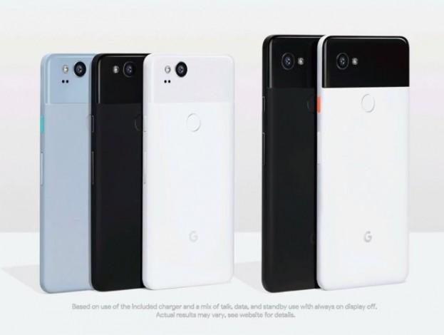Google Pixel 2 и Pixel 2 XL получили лучшие камеры на рынке