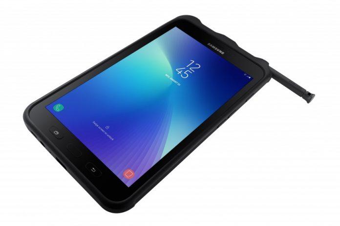 Защищенный планшет Samsung Galaxy Tab Active 2 получил восьмиядерный процессор