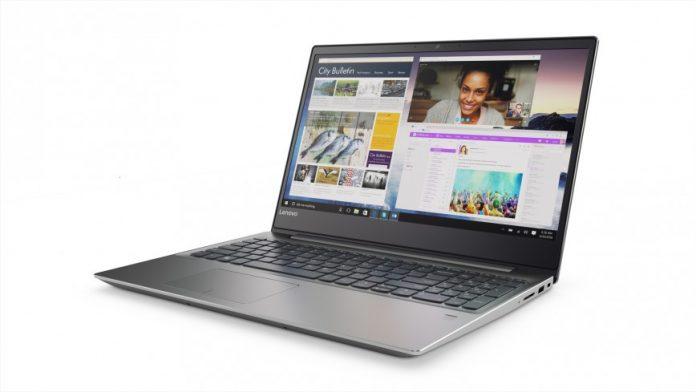 Стартовали российские продажи ноутбука Lenovo IdeaPad 720-15