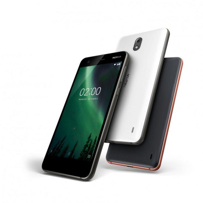 Nokia 2 в России будет стоить всего 7990 руб.