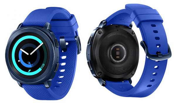 Samsung назвала цены и дату начала продаж умных часов Gear Sport и беспроводных наушников Gear IconX