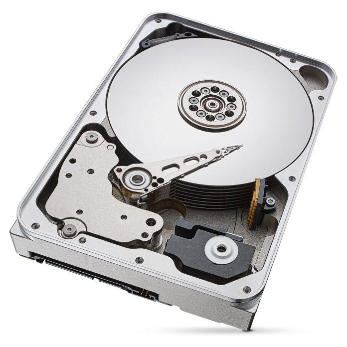 Seagate представила самый быстрый, вместительный и надежный жесткий диск для ПК