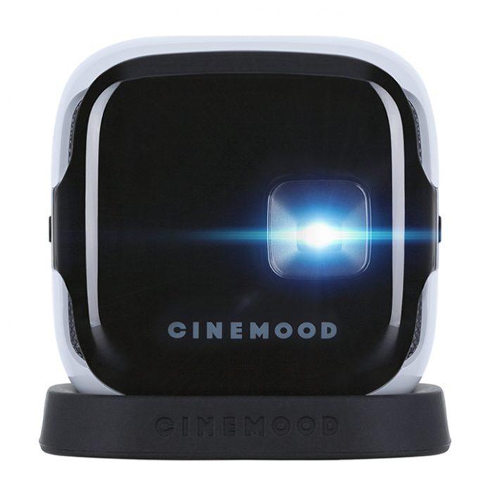 Российский домашний мини-кинотеатр CINEMOOD поддерживает онлайн-сервис