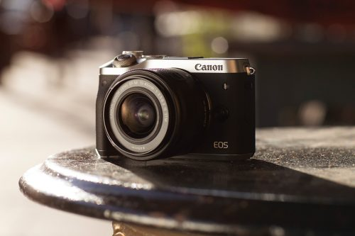 тест обзор беззеркального фотоаппарата canon eos