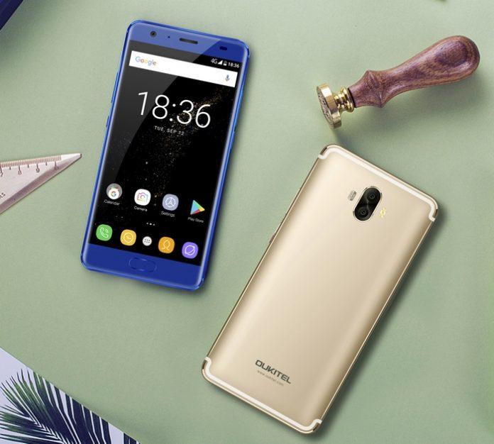 Oukitel K8000 — 5,5-дюймовый смартфон работающий до 5 дней без подзарядки