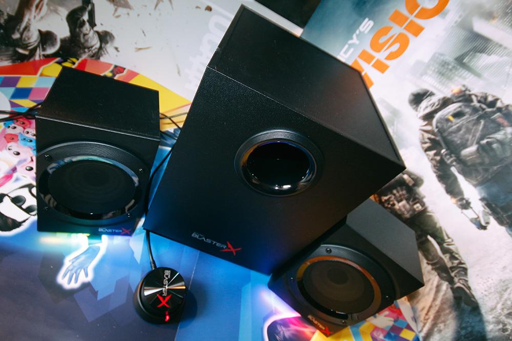 Creative Sound BlasterX Kratos S5
