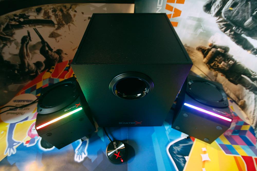 Sound BlasterX Kratos S5