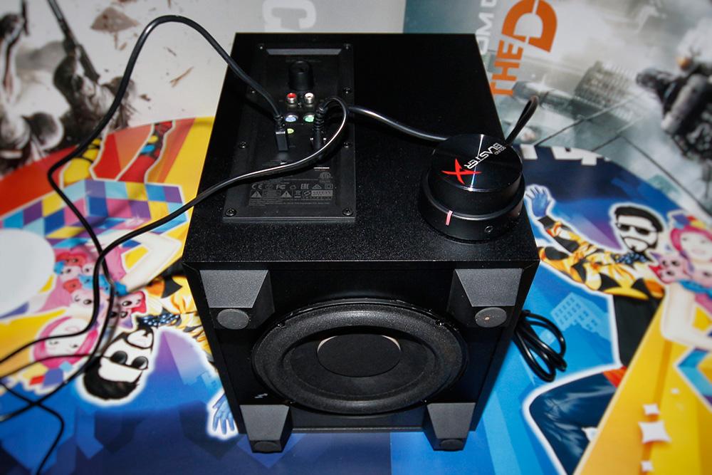 Creative SBX Kratos S5