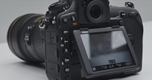 тест обзор фотокамеры nikon d850 лучшая dslr-камера