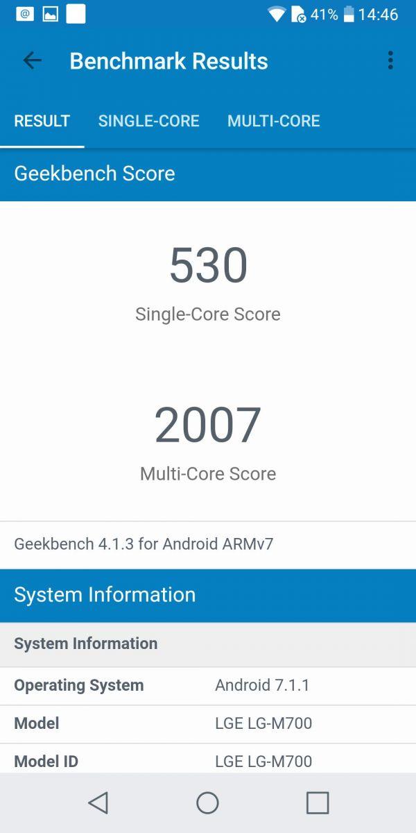 Тест и обзор LG Q6a: компактный и неоднозначный