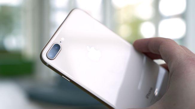 Тест iPhone 8 Plus: Элегантный смартфон с неистовой мощностью