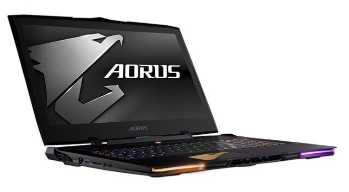 Aorus X9 — самый тонкий в мире игровой ноутбук с двумя видеокартами GeForce GTX 1070