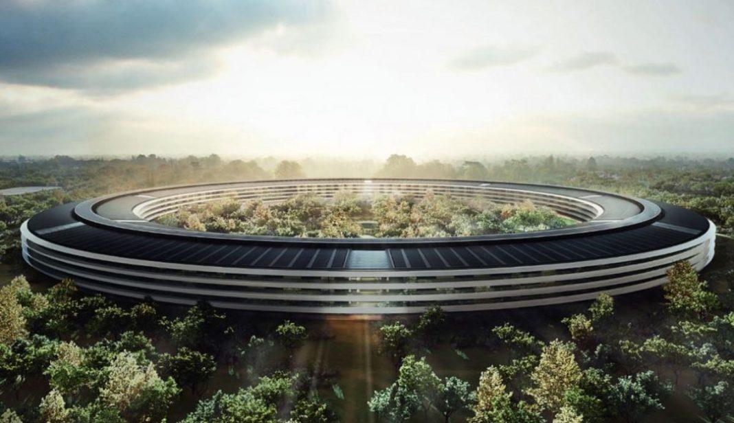 10 интересных фактов о новом кампусе Apple