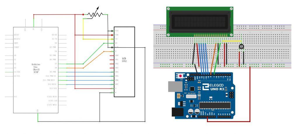 Arduino: настраиваем LCD