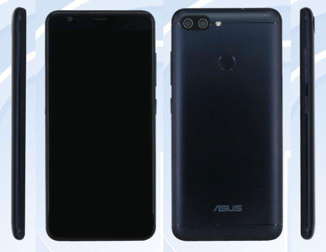 Рассекречен первый смартфон Asus с дисплеем 18:9