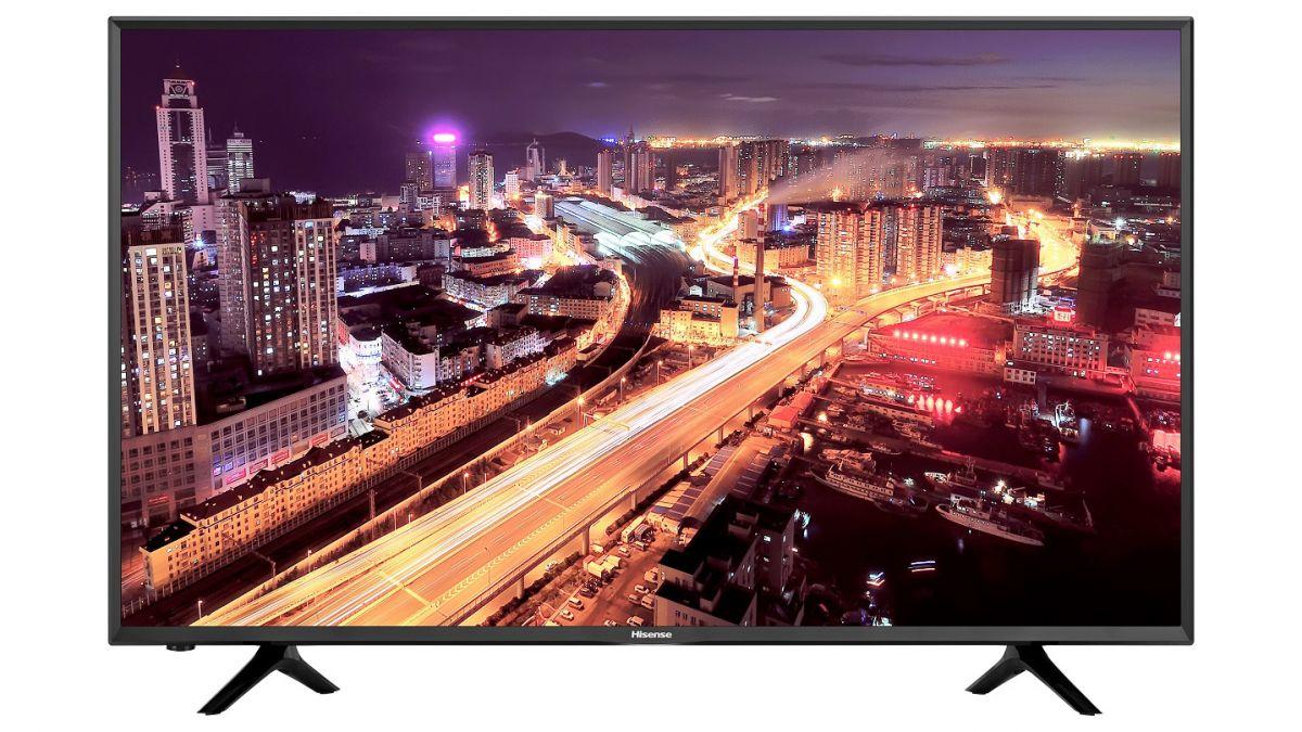 Тест UHD-телевизора Hisense H50NEC5205 | CHIP