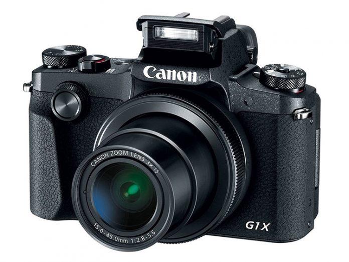 Canon PowerShot G1 X Mark III — премиум-камера за $1300