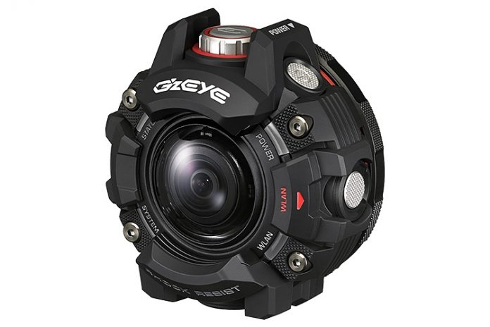 Casio представила «неубиваемую» экшен-камеру GZE-1
