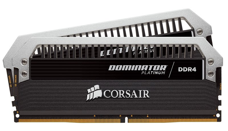 Corsair Dominator Platinum 2x4GB DDR4-3200 (CMD8GX4M2B3200C16)