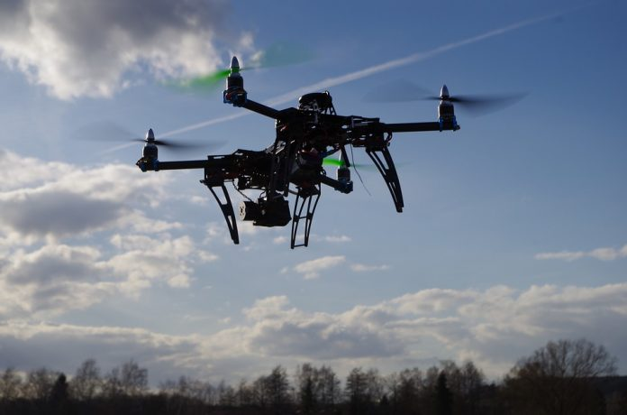 В России разрабатывают «хищный» дрон, охотящийся на беспилотники противника