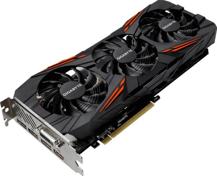 GIGABYTE представила видеокарту GeForce GTX 1070 G1 Gaming 8G