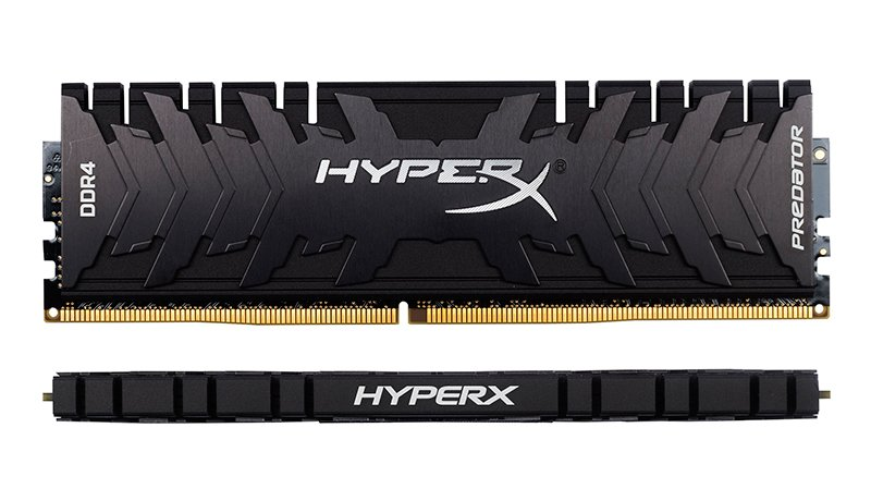 Kingston HyperX Predator 2x 8GB DDR4-3200 (HX432C16PB3K2/16)