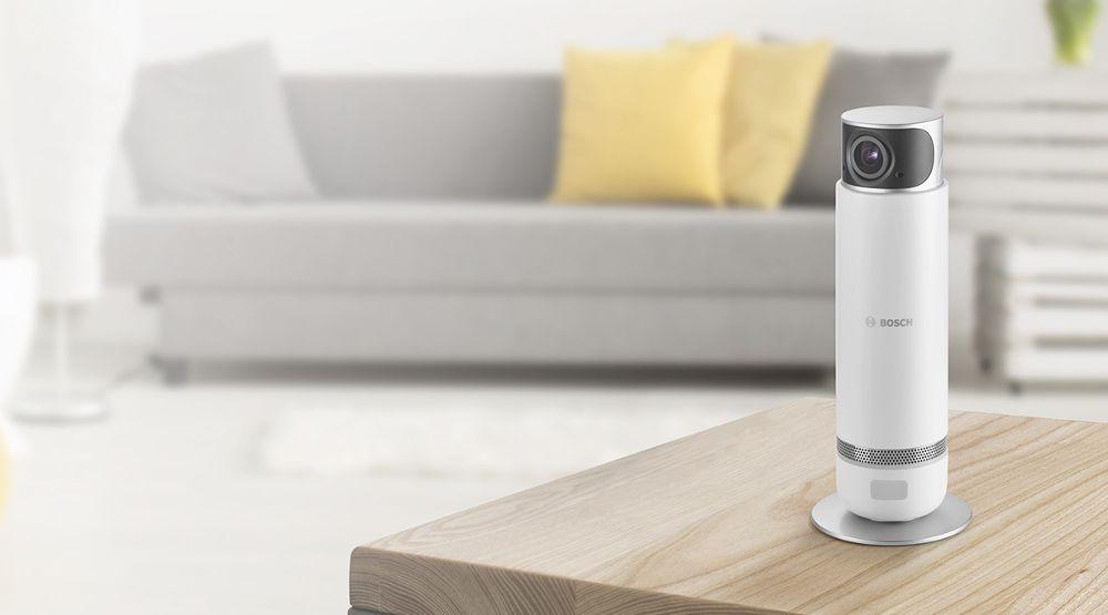 Тест и обзор камеры наблюдения Bosch Smart Home 360°